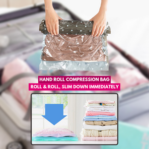 Helping Hand Compression Bag Set Set A Foldable Storage Bags