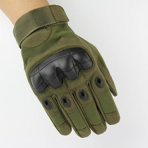 Hot Buy 2019 Tactical Gloves Full finger Green / M Household Gloves
