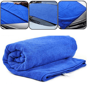 Hot Selling 2019 Blue Microfiber Towel Small (1 pc set) Absorbent Towel