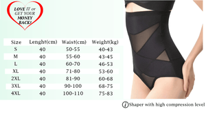 Hot Slimmer 2019 Tummy Shapewear Control Panties