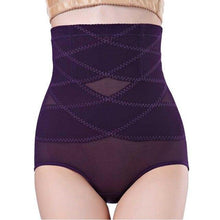 Load image into Gallery viewer, Hot Slimmer 2019 Tummy Shapewear Purple / S Control Panties