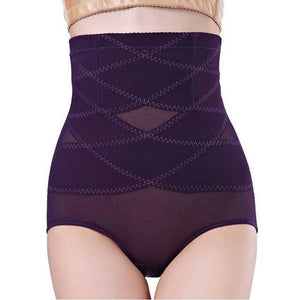 Hot Slimmer 2019 Tummy Shapewear Purple / S Control Panties