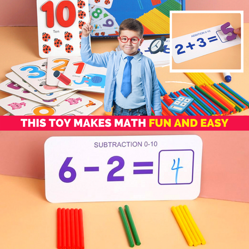 I Love Math - Kids Educational Toy Educational toy