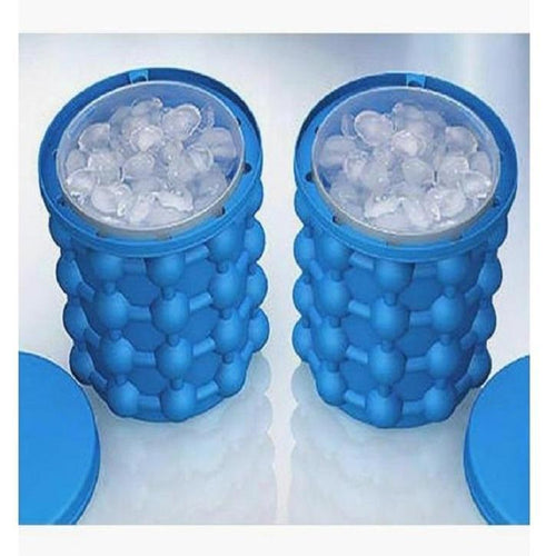 Ice Genius - Easy Squeeze Ice Cube Maker Ice Cube Maker