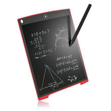 Load image into Gallery viewer, iNOTE - Portable LCD Writing Tablet Red Digital Tablets