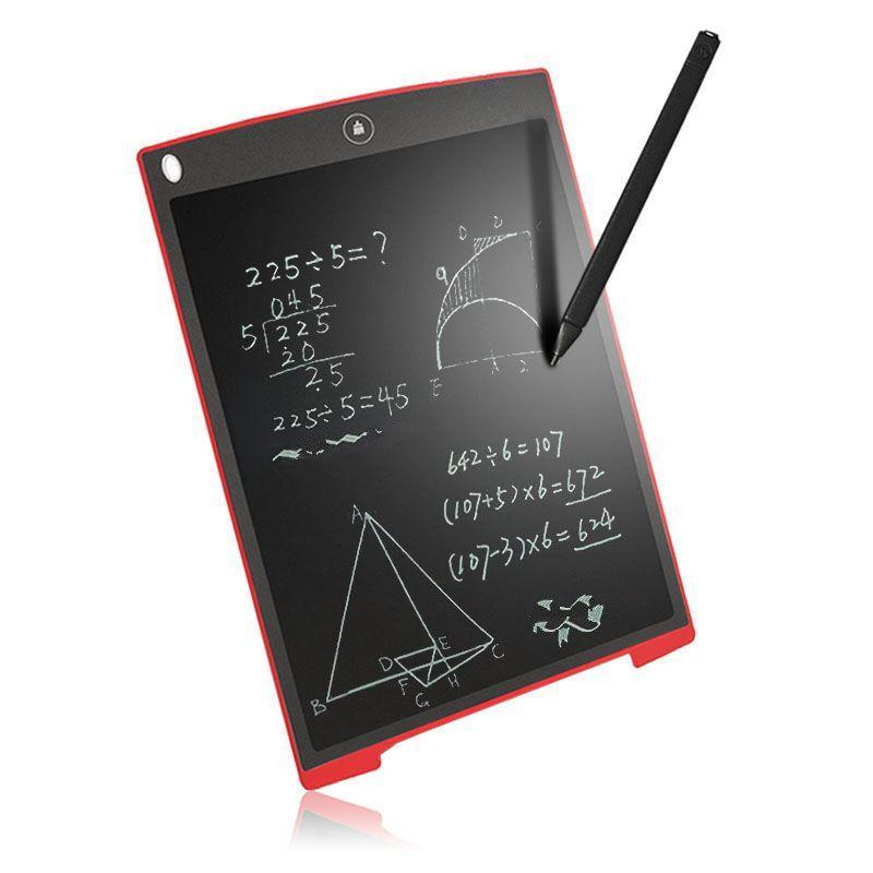 iNOTE - Portable LCD Writing Tablet Red Digital Tablets