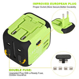 International Plug Adaptor Universal Travel Adapter Electric Plugs