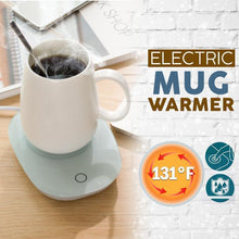 Load image into Gallery viewer, Keep it Toasty Electric Mug Warmer Cup Warmer