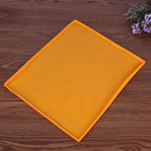 Load image into Gallery viewer, Kitchen Helper - Non-stick Baking Mat Orange Baking Mats & Liners