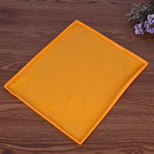 Kitchen Helper - Non-stick Baking Mat Orange Baking Mats & Liners