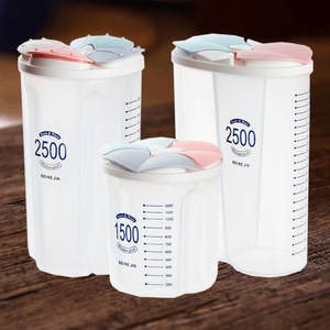 Kitchen Safety® Grain Storage Container Storage Boxes & Bins