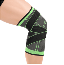 Load image into Gallery viewer, Knee Compression Pad XL Knee Compression