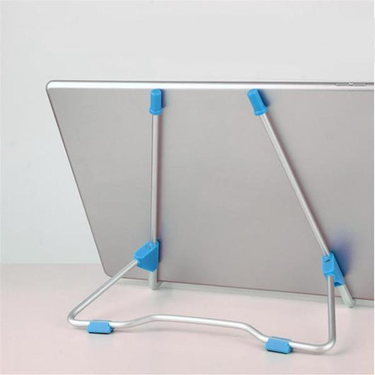 Lapdesks Blue Portable Laptop and Tablet Stand