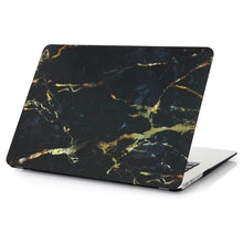Load image into Gallery viewer, Laptop Bags & Cases Black Gold Marble / For air 11 Luxury Marble Case for MacBook