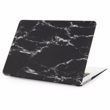 Load image into Gallery viewer, Laptop Bags & Cases Black Marble / For air 11 Luxury Marble Case for MacBook