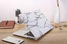 Load image into Gallery viewer, Laptop Bags & Cases White Marble / For air 11 Luxury Marble Case for MacBook