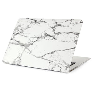 Laptop Bags & Cases White Marble / For air 11 Luxury Marble Case for MacBook