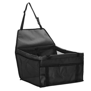 Lovely Folding Pet Carrier Black Dog Carriers