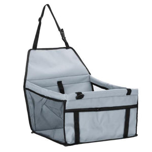 Lovely Folding Pet Carrier Gray Dog Carriers