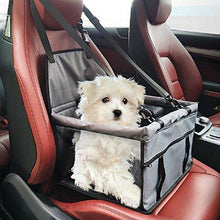 Load image into Gallery viewer, Lovely Folding Pet Carrier Gray Dog Carriers