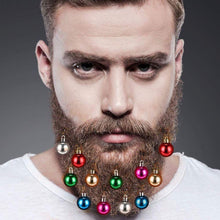 Load image into Gallery viewer, Lumberjack's Christmas Beard Balls (16 pcs) Christmas Beards