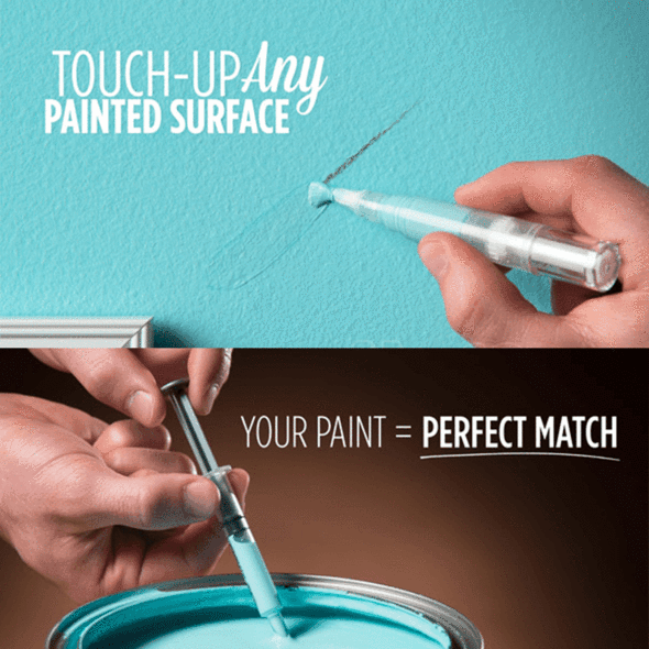 Magic Touch-Up Paint Pen (2 pcs set) Paint Pens