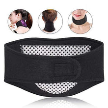 Load image into Gallery viewer, Magnetic Therapy Neck Belt Braces & Supports