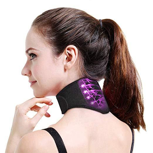 Magnetic Therapy Neck Belt Braces & Supports