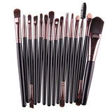 Makeup Brushes & Tools Black / Bronze Makeup Brush Set