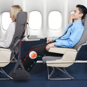 Memory Foam - Airplane Footrest Airplane Footrest