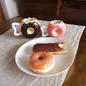 Mugs Ceramic Donut Mug