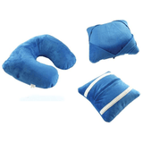 Multi-functional Pillow - Phone Holder Blue Decorative Pillows