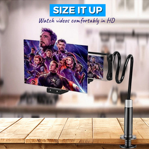New Generation - Mobile Phone HD Projector Holder Phone Holders & Stands
