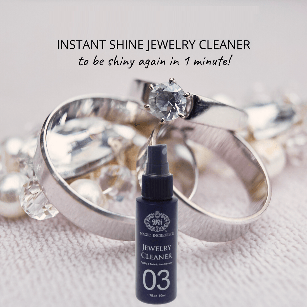 New Shine - Jewelry Cleaner (50 ml) Jewelry Tools & Equipments