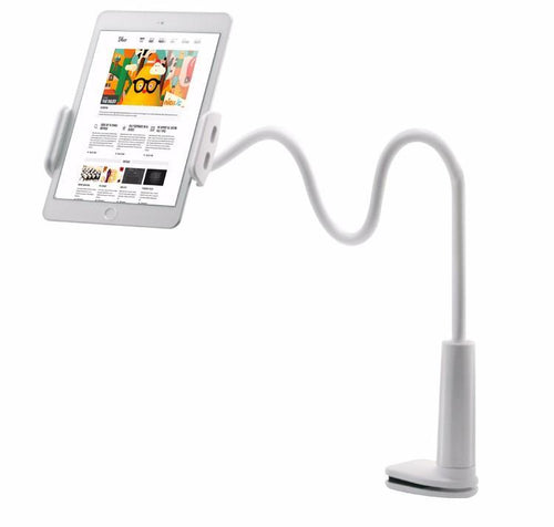 OVER 360 - Flexible Phone and Tablet Stand Holder White Tablet Stands