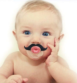 Pacifier Super Funny Baby Pacifiers