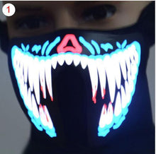 Load image into Gallery viewer, Party Masks LegaTRON® Premium LED face mask