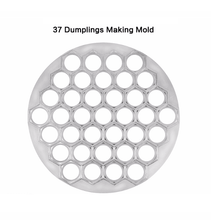 Load image into Gallery viewer, Perfect Dumplings Maker M - 37 holes Dumpling Tool