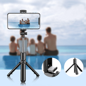 Picture Perfect - Bluetooth Remote Tripod Selfie Stick Selfie Stick