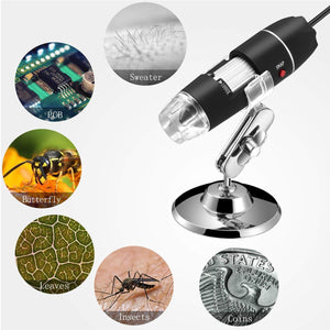 Portable Digital USB Microscope Microscopes