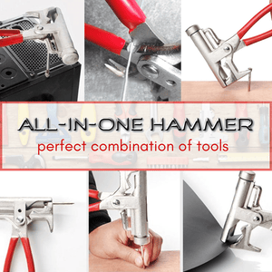 Powerful All In One Hammer Hammer