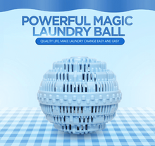 Load image into Gallery viewer, Powerful Cleaning Laundry Ball Blue Laundry Balls