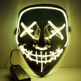 Rave Up - LED Purge Mask Halloween Products