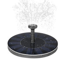 Load image into Gallery viewer, Refreshing Water Fountain (Solar Powered) Water Pumps