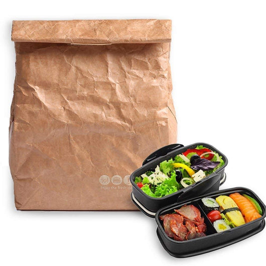 Reusable Paper Lunch Bag Lunch Bags
