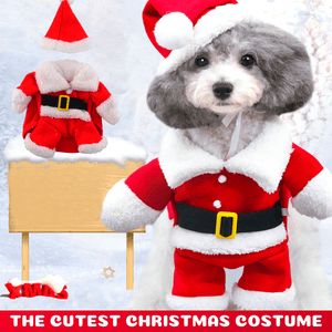 Santa FUR® 2nd Generation Dog Costume Pet Costumes