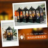 Scary Night® Halloween Flame Lamp Halloween Products
