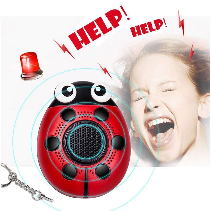 Self Defense Supplies Bug Off! - Personal Alarm