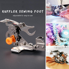 Load image into Gallery viewer, SewingPRO - Ruffler Sewing Foot Sewing Tools & Accessory