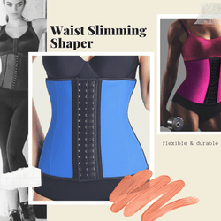 Sexy Figure® Waist Slimming Shaper Blue / S Waist Cinchers